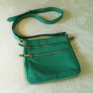 Cole Haan Patent Leather Crossbody
